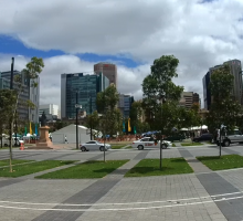 Adelaide City Center